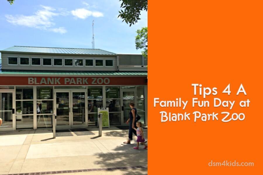 Blank Park Zoo Calendar : Tips a family fun day at blank park zoo dsm kids