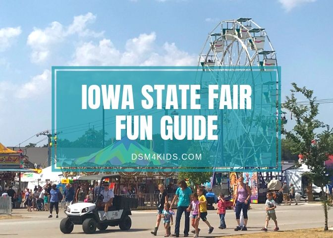 Iowa State Fair Fun Guide